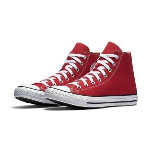 נעלי הליכה קונברס לנשים Converse Chuck Taylor High Top - אדום