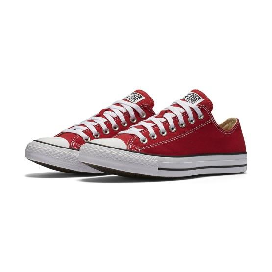 נעלי הליכה קונברס לנשים Converse Chuck Taylor Low Top - אדום