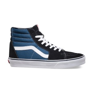 נעלי הליכה ואנס לנשים Vans SK8 HI - כחול