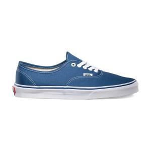 נעלי סניקרס ואנס לגברים Vans Authentic - כחול