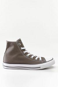 נעלי סניקרס קונברס לגברים Converse Chuck Taylor High Top - אפור