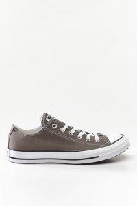 נעלי סניקרס קונברס לגברים Converse Chuck Taylor Low Top - אפור