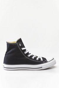 נעלי סניקרס קונברס לגברים Converse Chuck Taylor High Top - שחור/לבן