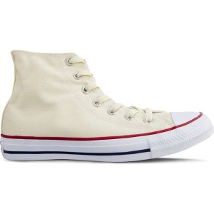 נעלי סניקרס קונברס לגברים Converse Chuck Taylor High Top - צהוב בהיר