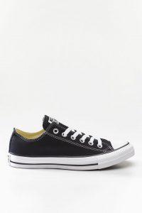 נעלי סניקרס קונברס לגברים Converse Chuck Taylor Low Top - שחור/לבן