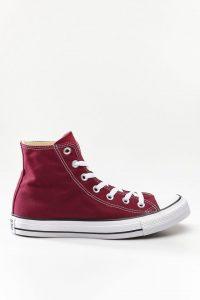 נעלי סניקרס קונברס לגברים Converse Chuck Taylor High Top - בורדו