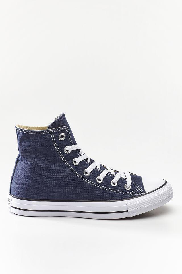 נעליים קונברס לגברים Converse Chuck Taylor High Top - כחול