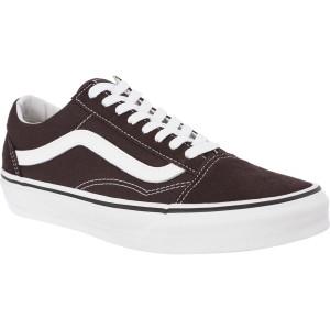 נעלי הליכה ואנס לנשים Vans Old Skool - חום