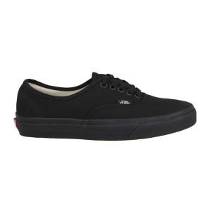 נעלי הליכה ואנס לנשים Vans Authentic - שחור מלא