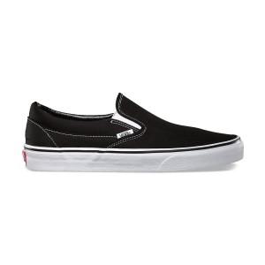 נעלי הליכה ואנס לנשים Vans Slip On - שחור/לבן