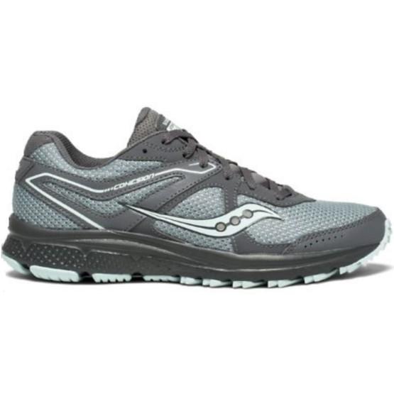נעליים סאקוני לנשים Saucony GRID COHESION TR11 - אפור