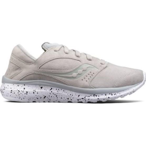 נעלי ריצה סאקוני לגברים Saucony KINETA RELAY PREMIUM - אפור בהיר