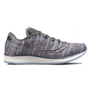 נעליים סאקוני לגברים Saucony FREEDOM ISO - אפור