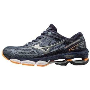 נעליים מיזונו לגברים Mizuno WAVE CREATION 19 - כחול/כתום