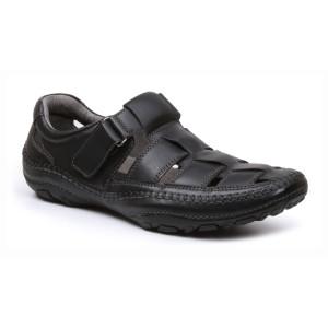 נעליים אלגנטיות ג'י בי איקס לגברים GBX Sentaur - שחור