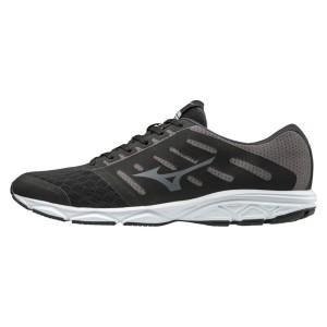 נעליים מיזונו לגברים Mizuno EZRUN - שחור/אפור