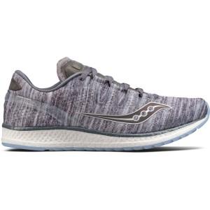 נעליים סאקוני לנשים Saucony FREEDOM ISO - אפור בהיר