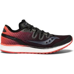 נעליים סאקוני לנשים Saucony FREEDOM ISO - שחור/ורוד