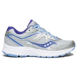 נעליים סאקוני לנשים Saucony GRID COHESION TR11 - אפור/סגול