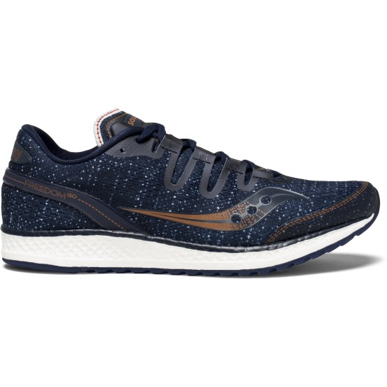 נעליים סאקוני לגברים Saucony FREEDOM ISO - כחול כהה