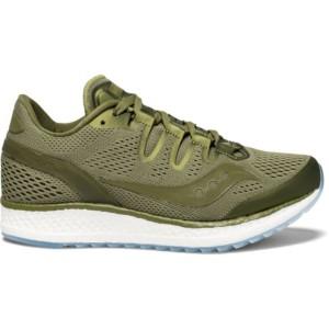 נעליים סאקוני לגברים Saucony FREEDOM ISO - ירוק