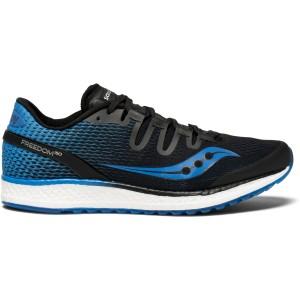 נעליים סאקוני לגברים Saucony FREEDOM ISO - שחור/כחול