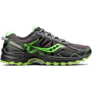 נעליים סאקוני לגברים Saucony EXCURSION TR11 - שחור/ירוק