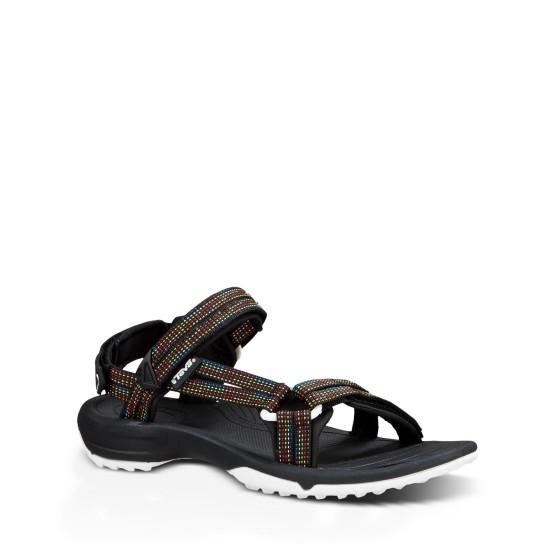 נעליים טיבה לנשים Teva Terra Fi Lite - שחור