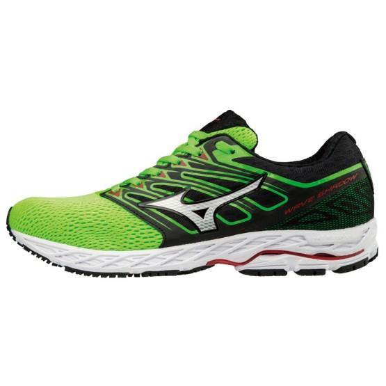 נעליים מיזונו לגברים Mizuno WAVE SHADOW - ירוק