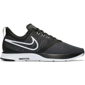 נעליים נייק לנשים Nike Zoom Strike - אפור/שחור