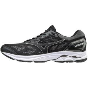 נעליים מיזונו לגברים Mizuno WAVE RIDER 21 - שחור