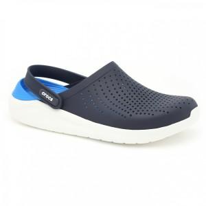 מוצרי Crocs לנשים Crocs LiteRide Clog - כחול/לבן
