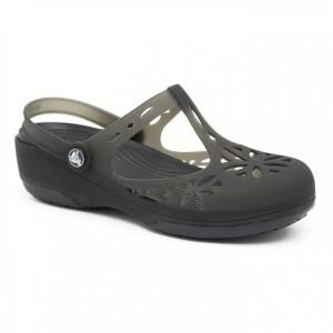 מוצרי Crocs לנשים Crocs Isabella Clog - שחור
