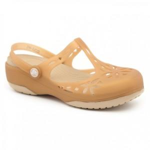 מוצרי Crocs לנשים Crocs Isabella Clog - זהב
