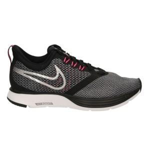 נעליים נייק לנשים Nike Zoom Strike - אפור/ורוד