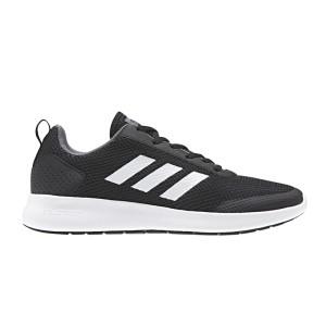 מוצרי אדידס לגברים Adidas ELEMENT RACE - שחור/לבן