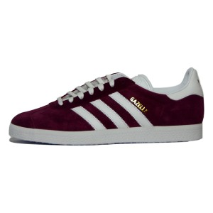 נעלי הליכה Adidas Originals לנשים Adidas Originals GAZELLE - בורדו
