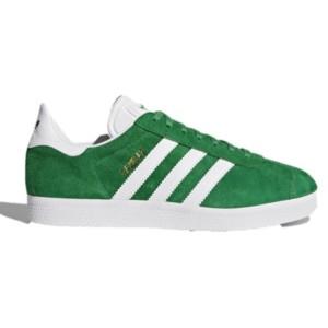 נעלי הליכה Adidas Originals לנשים Adidas Originals GAZELLE - ירוק
