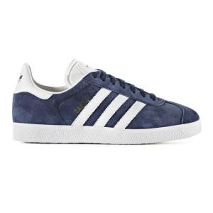 נעליים Adidas Originals לגברים Adidas Originals GAZELLE - כחול כהה