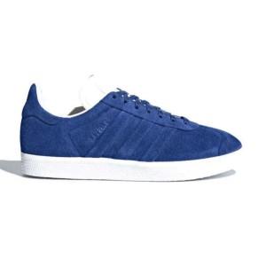 נעלי הליכה Adidas Originals לנשים Adidas Originals GAZELLE - כחול/לבן