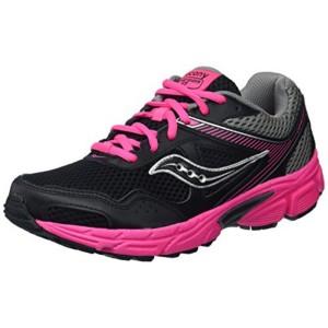 נעליים סאקוני לנשים Saucony COHESION 10 - שחור/ורוד