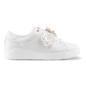 נעליים נו ברנד לנשים NOBRAND Cherry - לבן