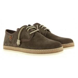 נעליים נו ברנד לגברים NOBRAND Da - חום