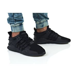 נעלי הליכה Adidas Originals לגברים Adidas Originals EQT SUPPORT ADV - שחור מלא