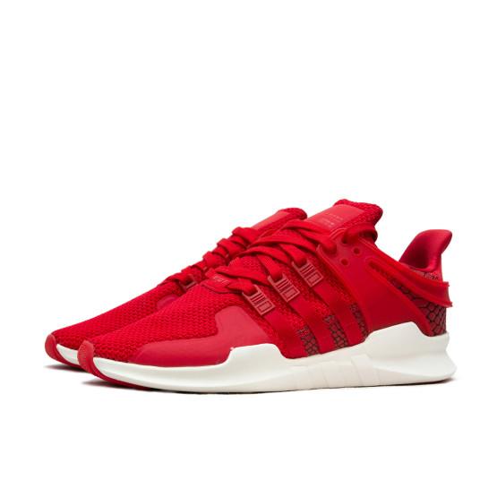 נעלי הליכה Adidas Originals לגברים Adidas Originals EQT SUPPORT ADV - אדום