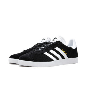 נעליים Adidas Originals לגברים Adidas Originals GAZELLE - שחור