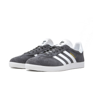 נעלי הליכה Adidas Originals לנשים Adidas Originals GAZELLE - אפור