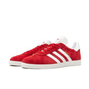 נעלי הליכה Adidas Originals לנשים Adidas Originals GAZELLE - אדום