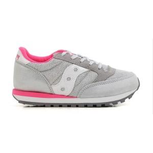 נעליים סאקוני לנשים Saucony JAZZ ORIGINA - אפור/ורוד