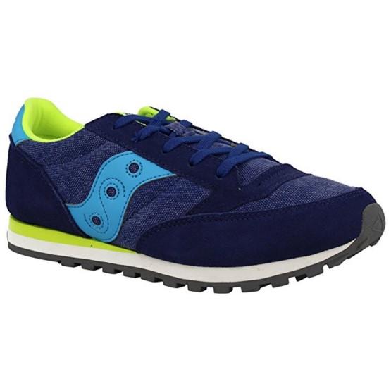 נעליים סאקוני לילדים Saucony JAZZ ORIGINAL - כחול/צהוב